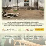 Exposición CON O SIN TECHO - Barcelona 17/02/2014
