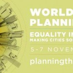 Un año más en el World Town Planning Day