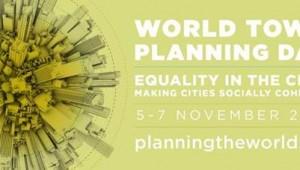 World Town Planning Day - 8 de noviembre de 2019