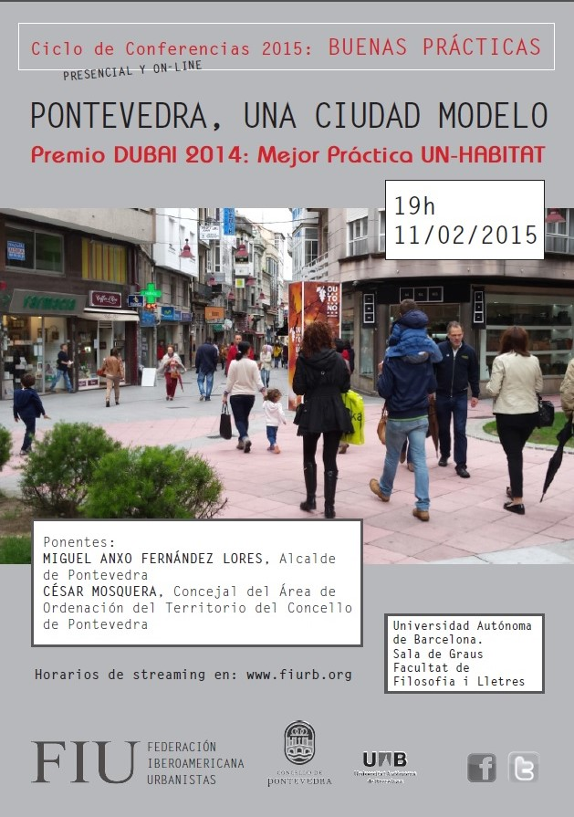 Poster Conferencia Pontevedra