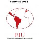 Memoria de la FIU 2014