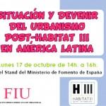 DEBATE: El Urbanismo post-Hábitat III en América Latina