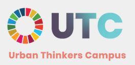 Save the Date:  Urban Thinkers Campus - Guatemala, 26 al 28 de noviembre de 2019