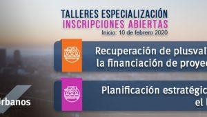 CIDEU - TALLERES DE ESPECIALIZACIÓN
